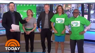 Get Fit TODAY: Anchors Kick Off Their Workout Challenge | TODAY