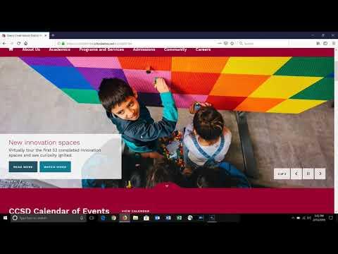 Cherry Creek Schools brand new website