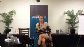 Read NLP eye patterns - exercise from our NLP training in Orange County with Matt Brauning