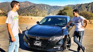 видео Honda Accord 2016: обзор