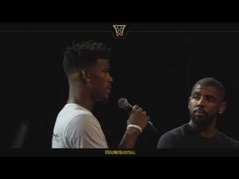 Jimmy Butler Speaks About Winning Gold Medal for USA Men