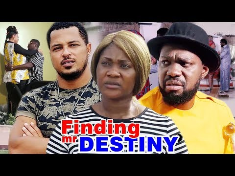 Finding Mr Destiny Season 3&4 - Mercy Johnson & Van Vicker Latest Nigerian Nollywood Movie ll
