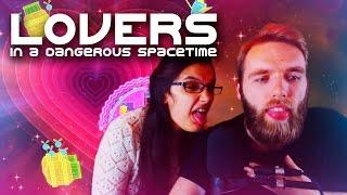 SPACE BUNNIES MUST NOT DIE - Lovers in a Dangerous Spacetime