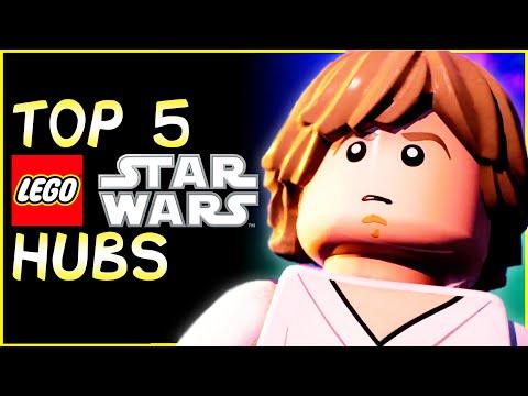 EVERY LEGO Star Wars Hub Ranked (Before Skywalker Saga)  