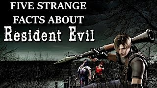 5 Strange Facts About Resident Evil Games!