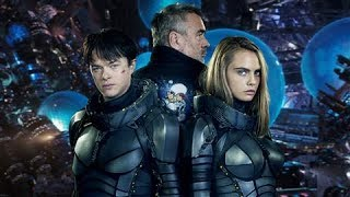 Valerian: Luc Besson's $180 Million Indie Film