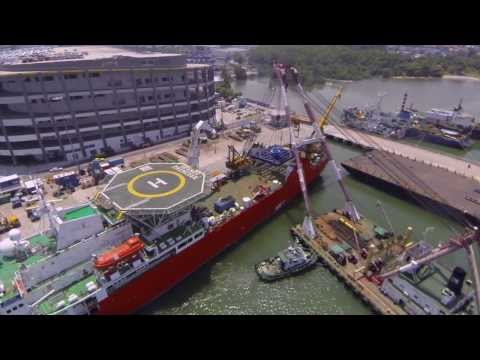 Kreuz Subsea - Engineering, Mobilisation, Umbilical Lay