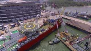 Kreuz Subsea - Engineering, Mobilisation, Umbilical Lay