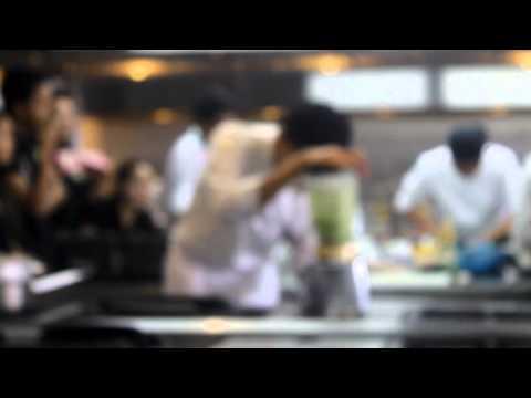 La Creation de Cuisiniers ASEAN INTEGRATION 2015 LPU MANILA #CITHMWEEK