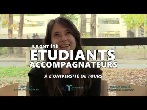 Mission Handicap - étudiants accompagnateurs