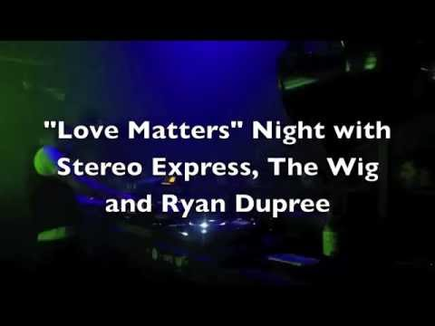 Tresor/Globus - House of Waxx - Love Matters Night - 16.02.2015 (in the Video: Ryan Dupree)