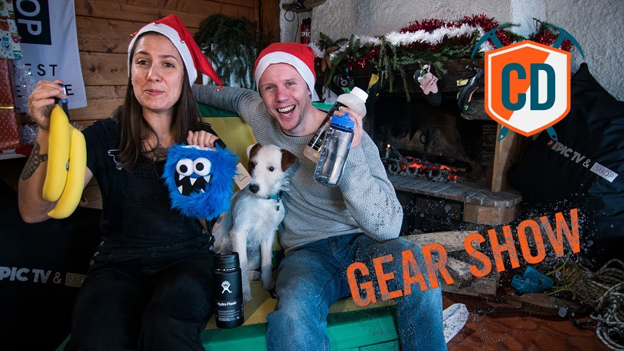 Stocking Fillers And Christmas Gifts Gear Show | Climbing Daily Ep 1310