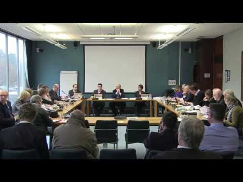 Shropshire Council Cabinet Meeting December 21st 2016