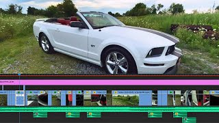 EDITING BREAKDOWN | The MUSTANG Cinematic B roll