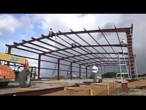 Buck Steel Erecting