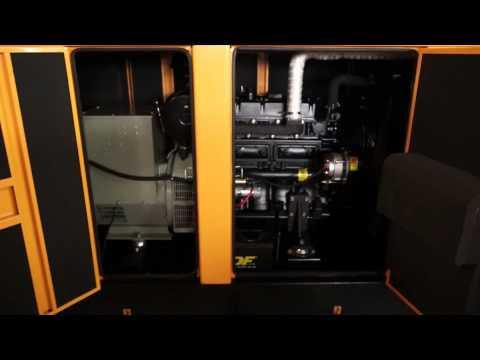 HarbinGer HG50S3 55kVA 3Phase Ultra Silent Type (HD)