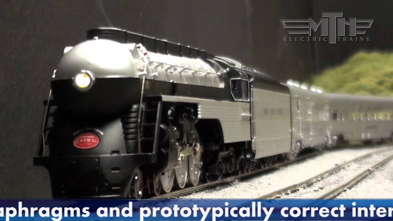 Mth Ho Nyc Empire State Express Passenger Set Youtube