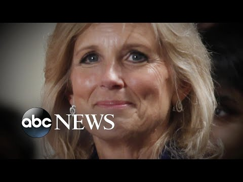Jill Biden makes history as 1st first lady to hold full-time job l GMA