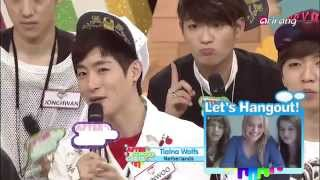 Repeat youtube video After School Club - Ep13C03 100% 백퍼센트