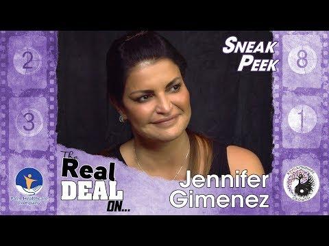 Jennifer Gimenez   The Real Deal On... Reinvention  Sneak Peek – 8885959053