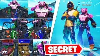 WE WERE NOT READY FOR THAT ... ROBOT VA BE A SKIN ON FORTNITE! (A SECRET EVENT SEASON 9)