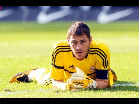 iker casillas a legend The world cup winner has been linked with a move to merseyside this summer  spain's iker casillas at the end of the game it is being reported.