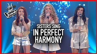 PERFECT HARMONY VOICES give coaches CHILLS | WINNER\'S JOURNEY #3