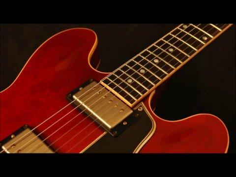 Guitar backing track E minor rock ballad