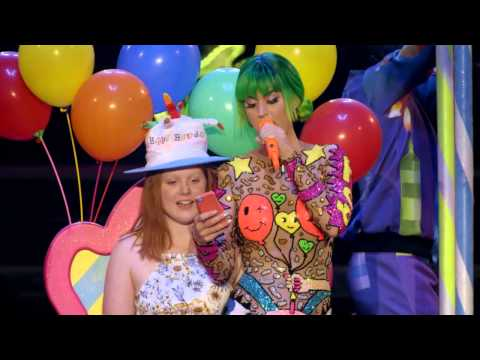 Katy Perry - Birthday (Live at The Prismatic World Tour) Mp3