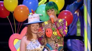 Gambar cover Katy Perry - Birthday (Live at The Prismatic World Tour)