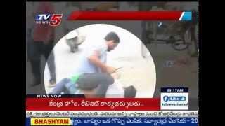 Nellore Rowdies | Rowdy Sheeters Fight in Nellore : TV5 News