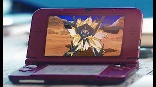 Pokemon Ultra Sun & Ultra Moon Gameplay