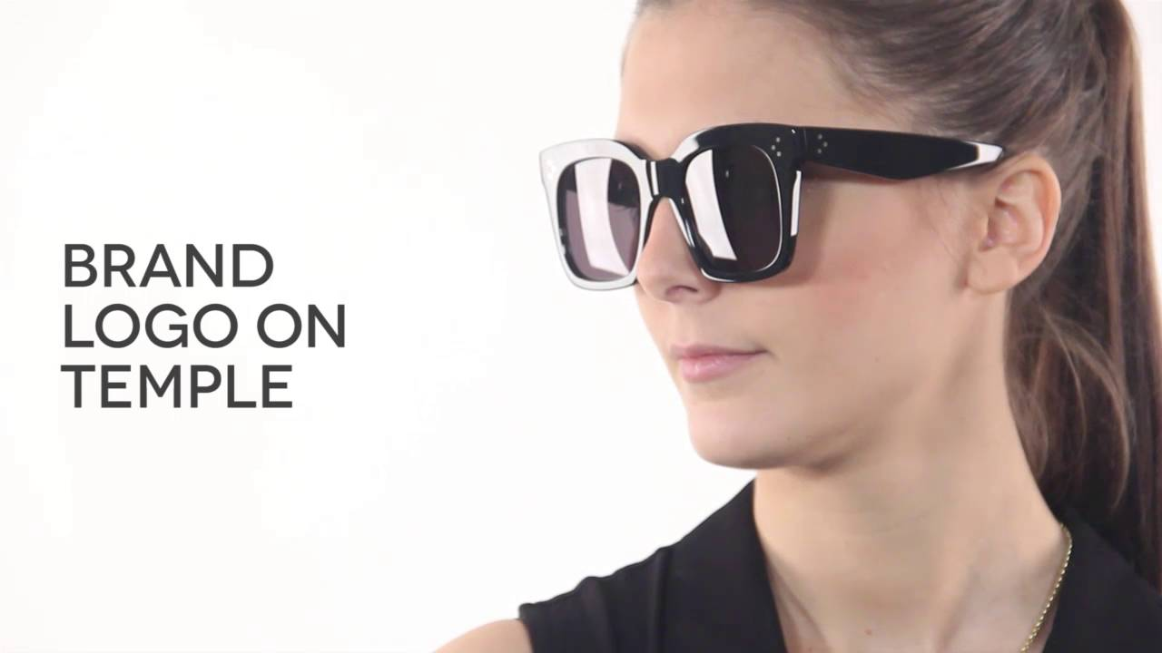 fa28775b9b8 Celine CL 41076 S Tilda Sunglasses Review