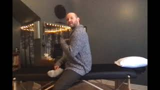 A Simple Postural Adjustment to Reduce Neck and Shoulder Pain
