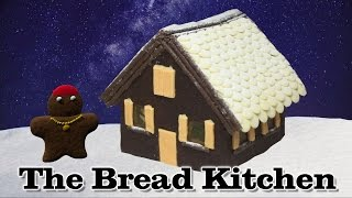 How to Make a Cool Gingerbread House in The Bread Kitchen