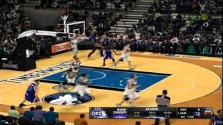 NBA 2K11 - Kings vs Timberwolves [1/6]