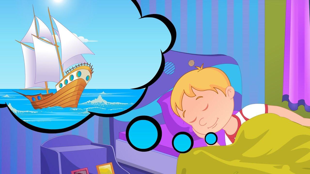 My Bonnie Lies Over The Ocean Kids Tv Nursery Rhymes