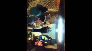 Ini Rindu karaoke at Puncak