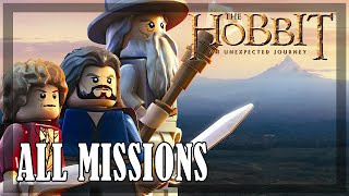 Lego the Hobbit - Full game walkthrough