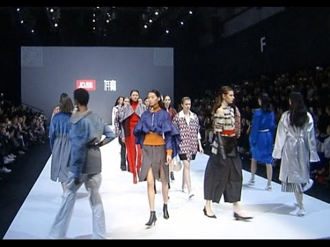 New Sales Mode Introduced at China Fashion Week in Beijing