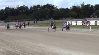 Jysk Pony Grand Prix Skive Trav 21. september - 1. løb