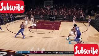 NBA Clip(NBA Live 18)