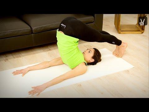 Yoga für Office Worker: Das Workout für Bürohengste! - Mittelstufe