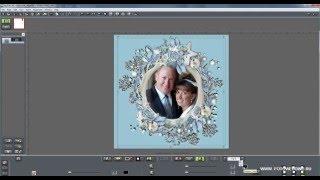Как сделать свою рамку для DG Foto Art