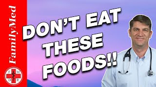 TOP 10 Foods t๐ Avoid to LOSE WEIGHT