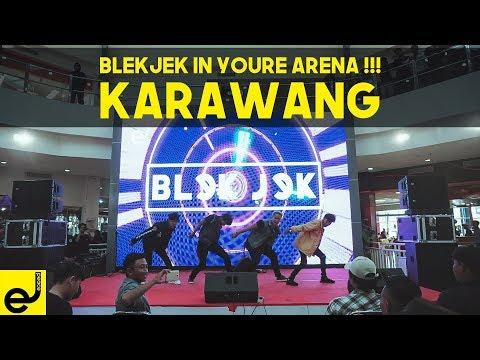 BLEKJEK IN YOURE ARENA!!! Karawang Vlog