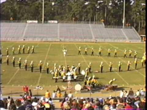 1989 Central Gwinnett Black Knight Band - Valdosta...