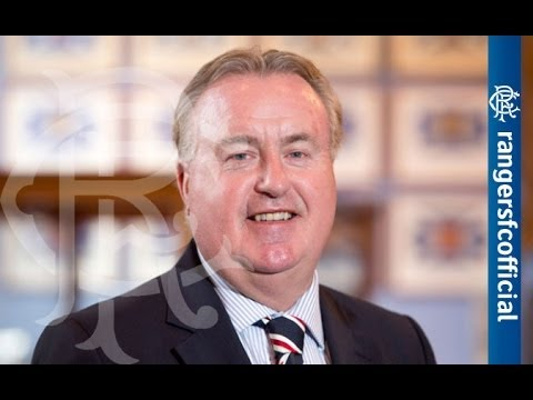 EXCLUSIVE: David Somers Appointment | Rangers Football Club