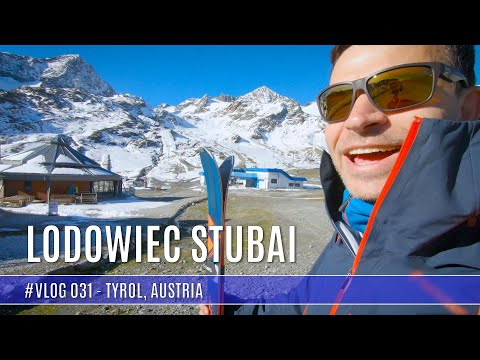 Lodowiec Stubai w Austrii - otwieram sezon narciarski 19/20