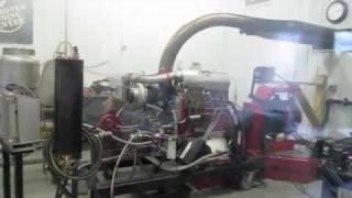 Engine DYNO FAIL. Built Turbocharged Cummins 5.9, Entire Intake Manifold Blows Off